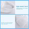 Wholesale 5 Layers Kn95 Ffp2 Protective Face Mask Respirator Ce FDA in Stock