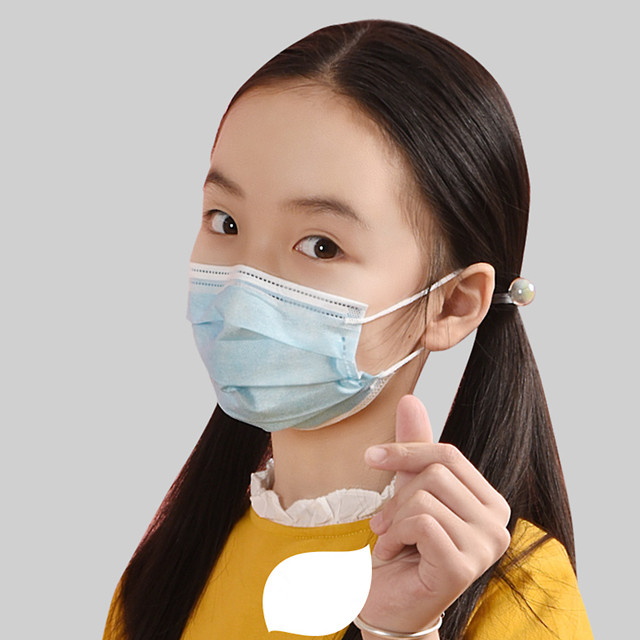 Daily life effective protective disposable child face mask